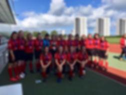 15s Deveronvale League Cup Winners 2018
