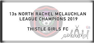 13 North Rachel McLauchlan League Champi