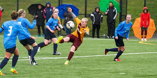 Motherwell Ladies FC Sam McManus