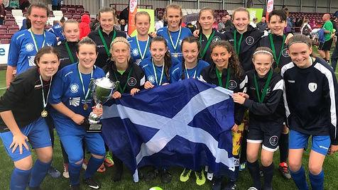 Coalfields Home International Cup 2018 w