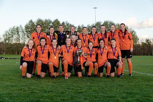 SWFL 2 Central League Champions Glasgow