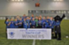 13s Sc Cup Winners 2018 Donside Girls