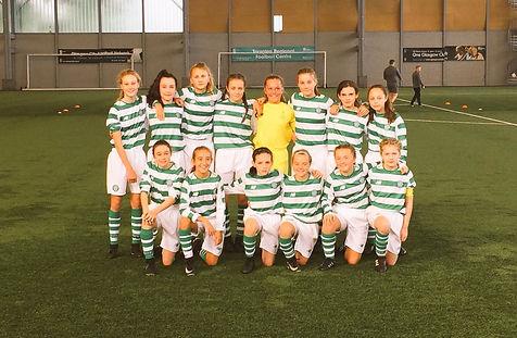 Celtic Girls 13s