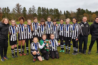 13 North Claire Emslie League Champions