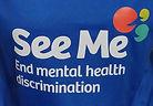 SEE ME End mental health discrimination.