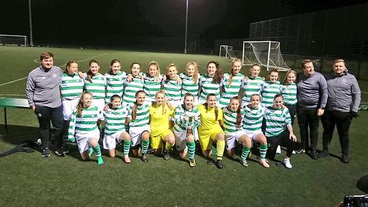 Celtic 19s National Performance League C
