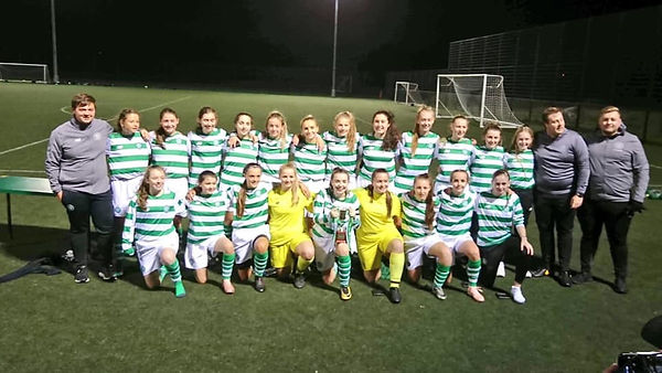 Celtic 19s National Performance League C