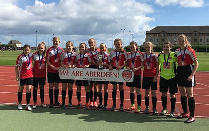 13s North League Cup Winners 2018 Aberde