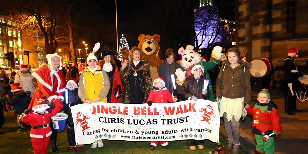 2021 - Annual Jingle Bell Walk