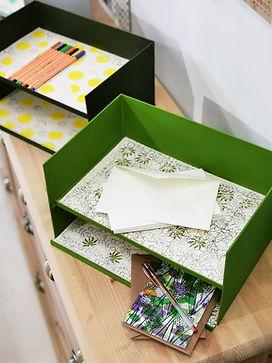 Fabriquer sa boite à courriers