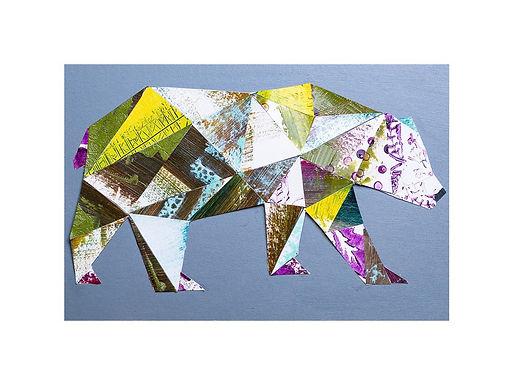 Atelier adulte un ours fantastique Xl