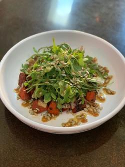 BBQ'd Carrot Salad