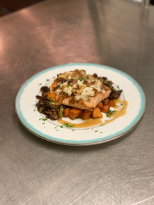 Chef's Salmon Special