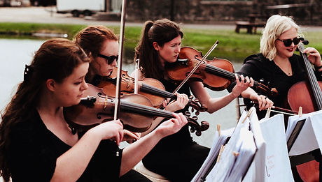 Wedding String Quartet Glasgow Cost Price