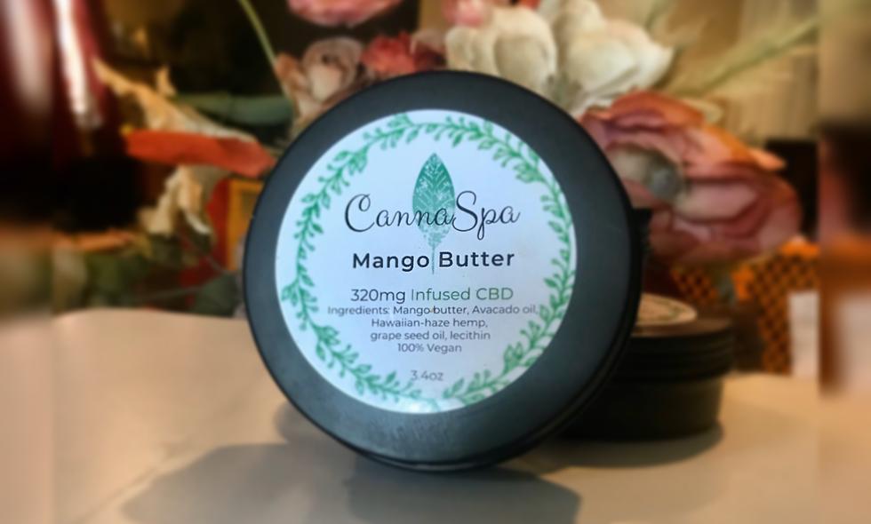 CBD Mango Butter