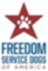 E-Therapy Cafe partners with Freedom Service Dogs of America