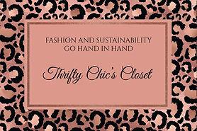thrifty chic's closet