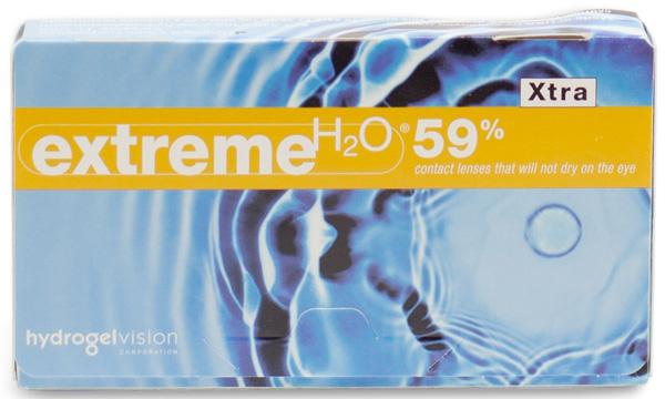 Extreme H2O Contact Lenses
