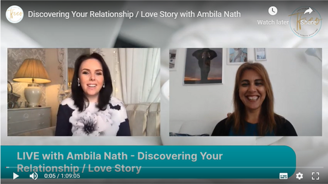 What's Your Relationship Story?