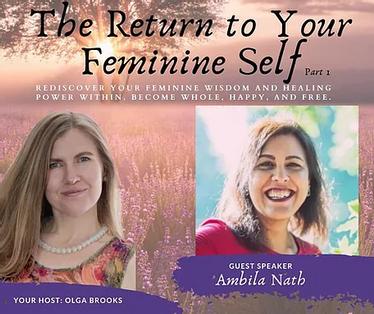 The Return of the Feminine Self Summitt