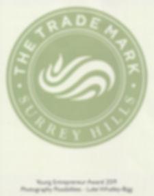 young enterpreneur award - Surrey Hills