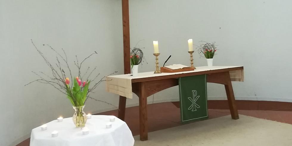 Gottesdienst in Seelow