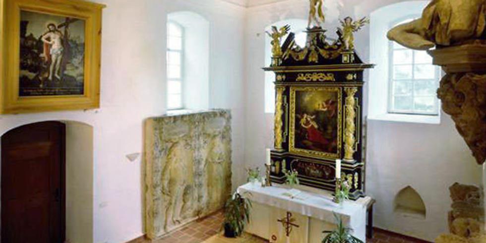 Gottesdienst in Friedersdorf