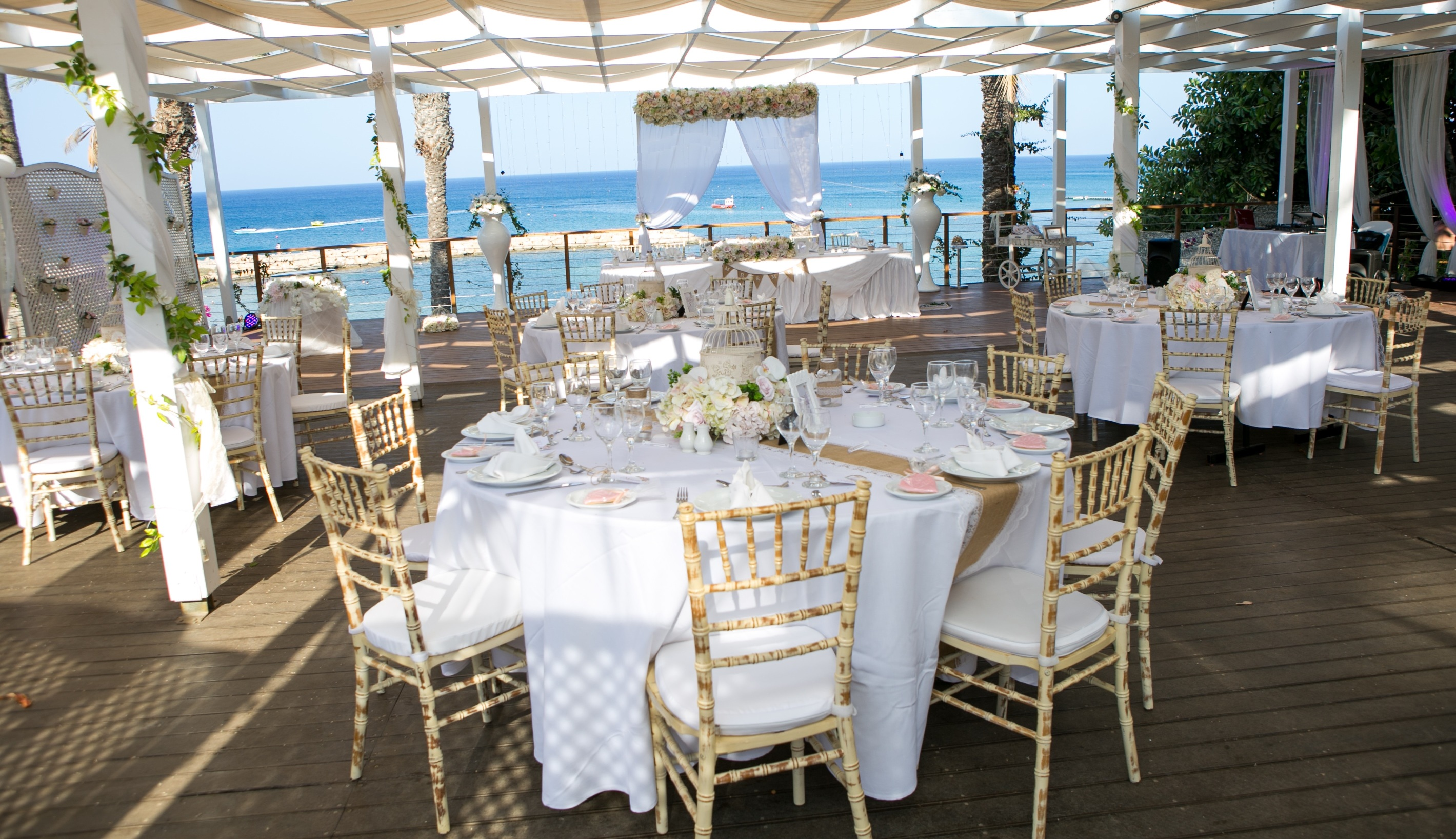 Sea View Venue Golden Coast