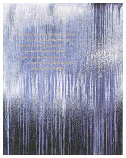 秋(淨化之夜01-11)  Autumn (Transfigured Night 01-11) 2001 油彩、畫布 190x150cm