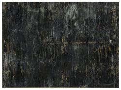 淨化之夜 Transfigured Night 90-10 1990 油彩、畫紙 45cm x 61cm