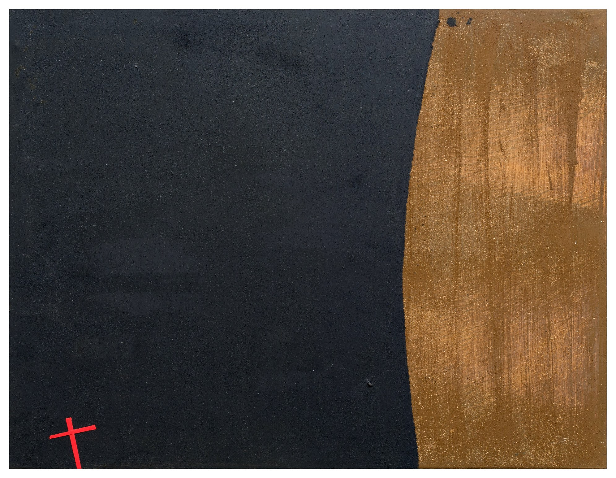 巴黎聖母院 Notre Dame de Paris 14-21 2014 油彩、畫布 100cm x 130cm