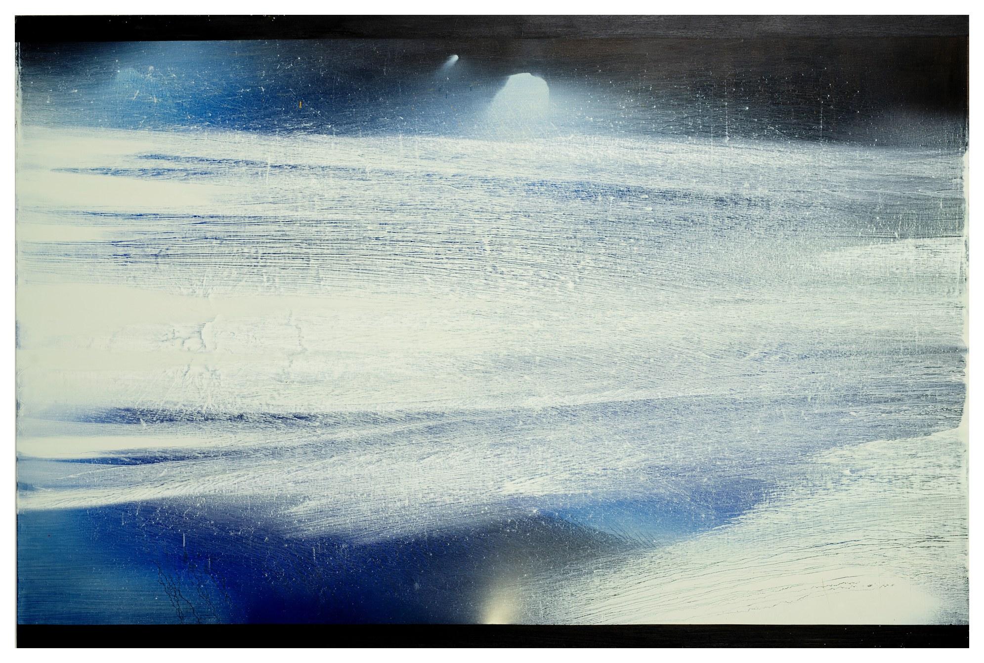 銀湖 Silver Lake 12-20 2012 油彩、畫布 200cm x 300cm