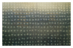 對永恆的冥想 Meditation on Eternity 01-33 2001 油彩、畫布 190cm x 300cm