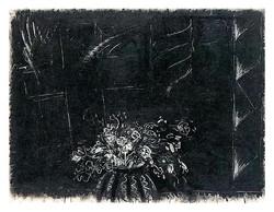 巴黎聖母院 Notre Dame de Paris 82-02 1982 油彩、畫紙 97cm x 127cm
