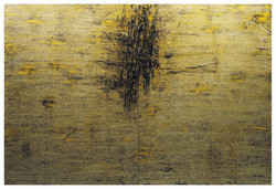 遠方之死 Death in Distance 99-01 1999 油彩、畫布 184cm x 272cm