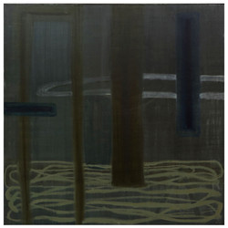 淨化之夜 Transfigured Night 85 1985 油彩、畫布 137cm x 137cm