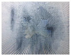 淨化之夜 Transfigured Night 19-33 2017~2019 油彩、畫布 120cm x 150cm