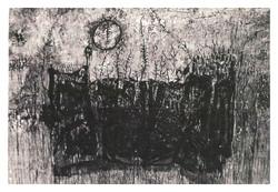 淨化之夜 Transfigured Night 1965 油彩、畫布 124CM x178cm