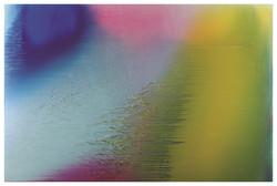 比西里岸之夢 Pisilian 10-07 2010 油彩、畫布 200cm x 300cm