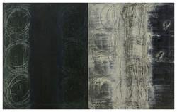 淨化之夜 Transfigured Night 94-01 1993-1994 油彩、麻布 127cm x 203cm