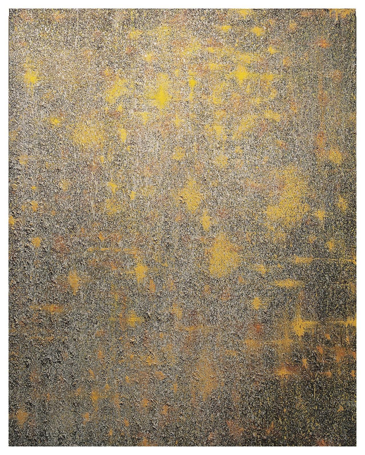 春(對永恆的冥想01-10)  Spring (Meditation on Eternity 01-10) 2001 油彩、畫布 190x150cm