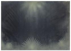 加利福尼亞  California 02-26 2002 油彩、畫紙 79cm x 110cm