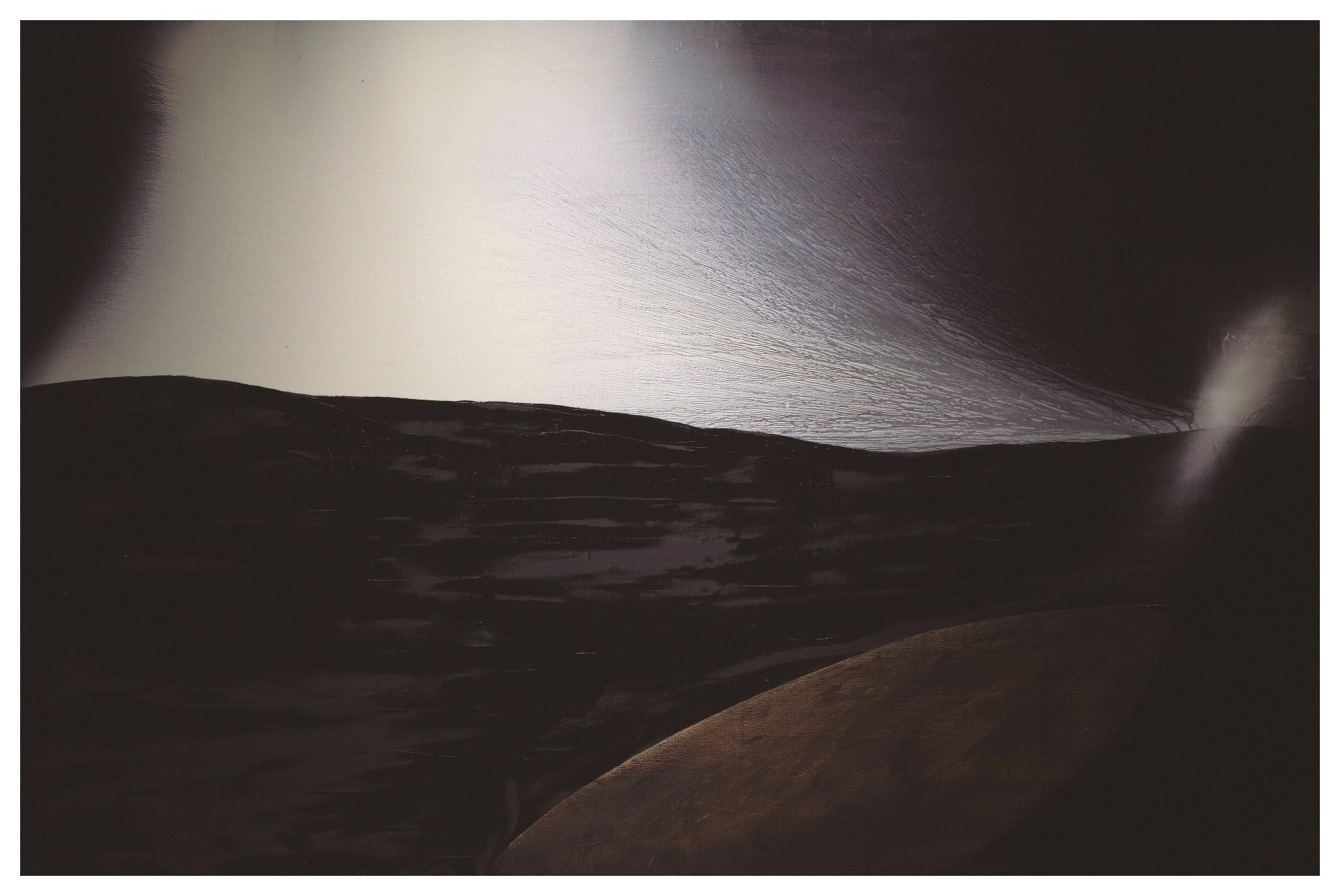 銀湖 Silver Lake 08-02 2008 油彩、畫布 200cm x 300cm