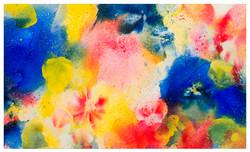 比西里岸之夢 Pisilian 17-33 2017 油彩、畫布 200cm x 300cm