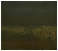 淨化之夜 Transfigured Night 90-08 1990 油彩、畫紙 112cm x 127cm