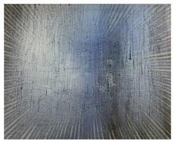 淨化之夜 Transfigured Night 19-34 2017~2019 油彩、畫布 120cm x 150cm