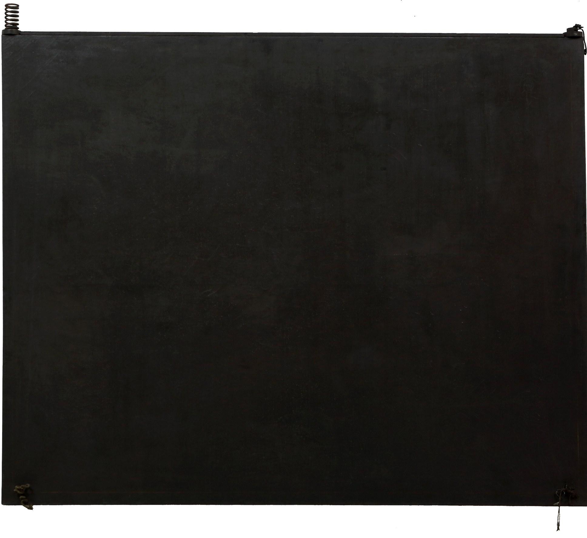 無題 Untitled 75-02 1975  油彩、複合媒材 131CM x 153cm