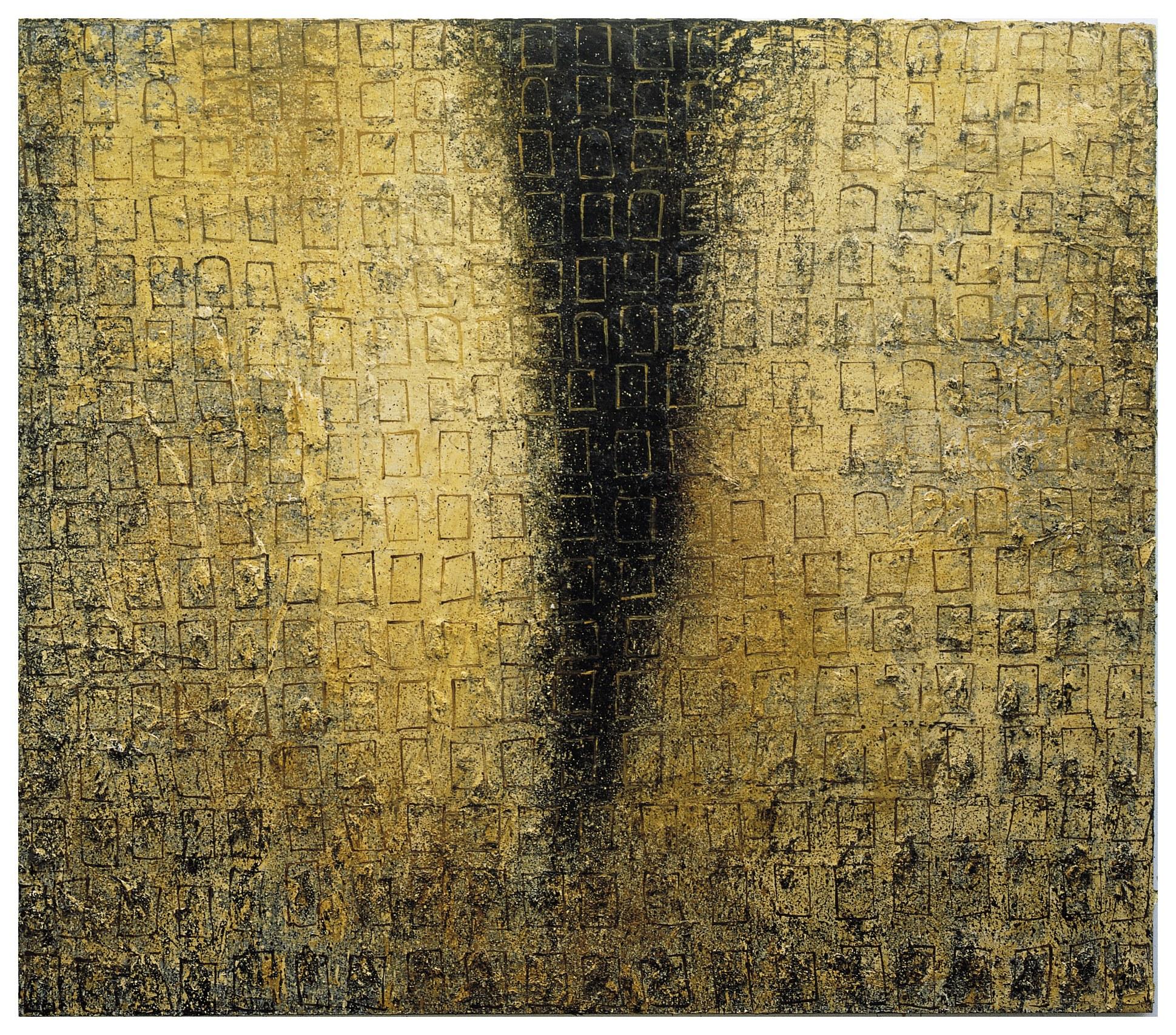淨化 Transfigure99-03 1999 油彩、畫布 168cm x 194cm