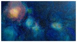 對永恆的冥想 Meditation on Eternity 01-55 2001 油彩、畫布 120cm x 220cm