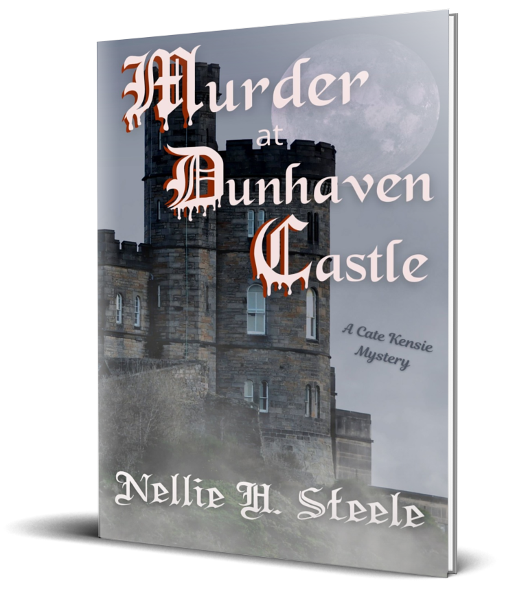 Murder at Dunhaven Castle Book Cover
